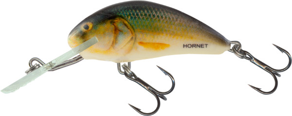 Salmo Hornet 4 cm, USA colors! (26 options) - Real Roach