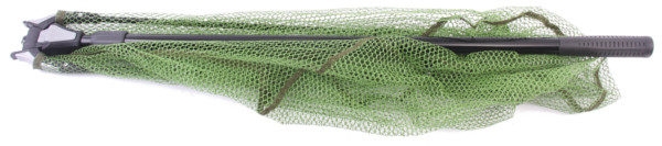 Spro Rubberdip folding landing net with telescopic handle