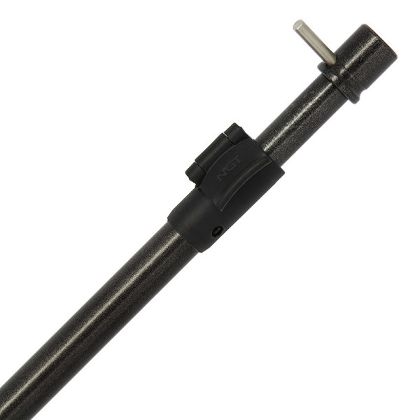 NGT Power Bore Aluminium Storm Pole with T-Bar (2 available lengths)