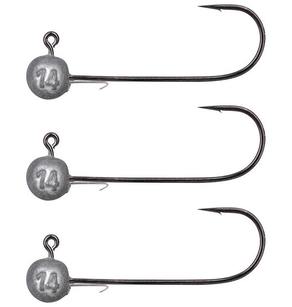 3 x Spro Jighead HD (13 options)