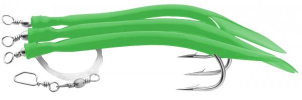 Aquantic 3-Hook Gummi Makk Rig 6/0 (3 options) - G