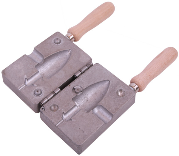 Bullit Jighead Lead Mould, available in 150 g and 175 g
