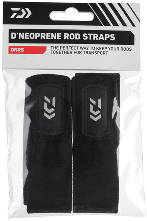 Daiwa Neoprene Rod Strap Set