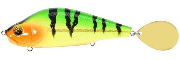 Sébile Spin Glider 115 (5 options) - Firetiger Gold: