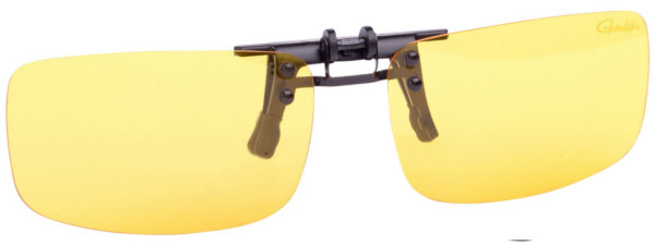 Gamakatsu G-Glasses Cools Polarised Clip-On (3 options) - Amber