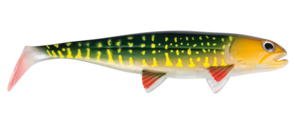 Jackson The Fish 10 cm, 4 pcs! (10 options) - Pike