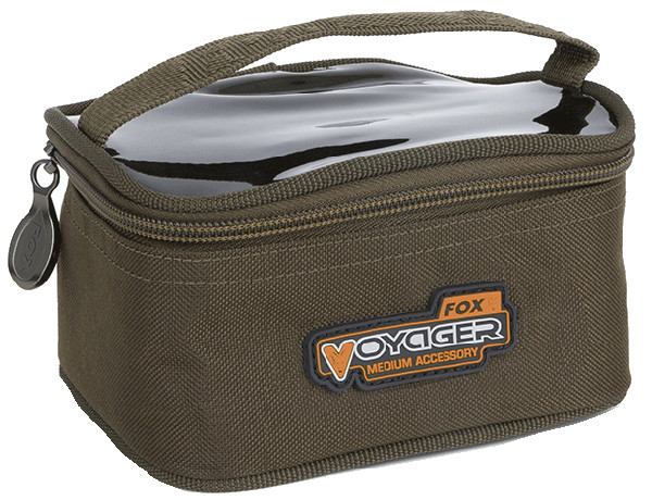 Fox Voyager Accessory Bag (3 options) - Medium