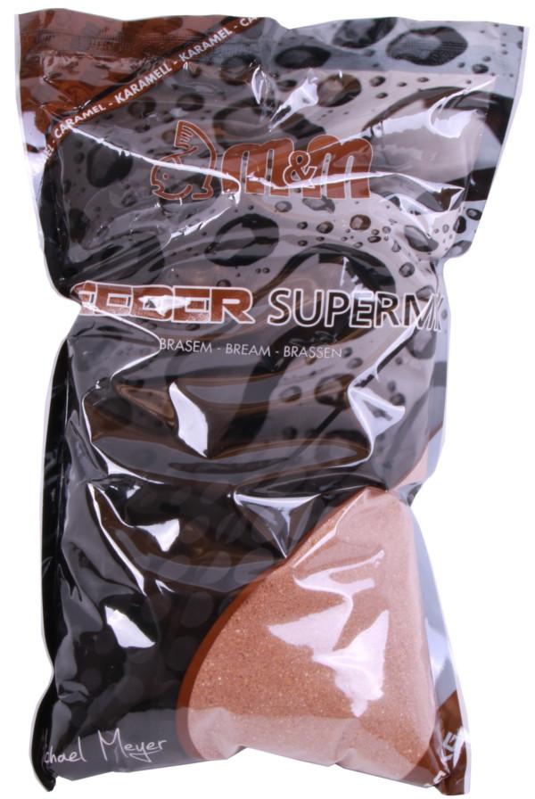 M&M Ground Bait, developed in cooperation with Zammataro (4 options) - Feeder Supermix Caramel