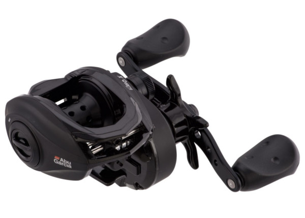 Abu Garcia Revo X Winch Left LP + FREE 150 m Ultimate Pro-8 Braid & Salmo Lure Surprise