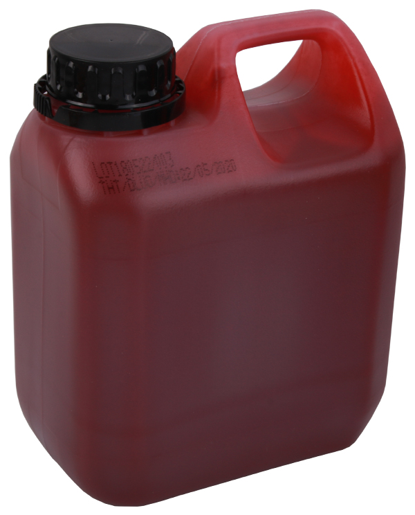 1 Litre Booster Liquid (7 options) - Robin Red