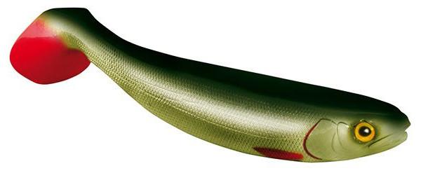 Jackson The Shad 10 cm, 2 pcs! (7 options) - Whitefish Green
