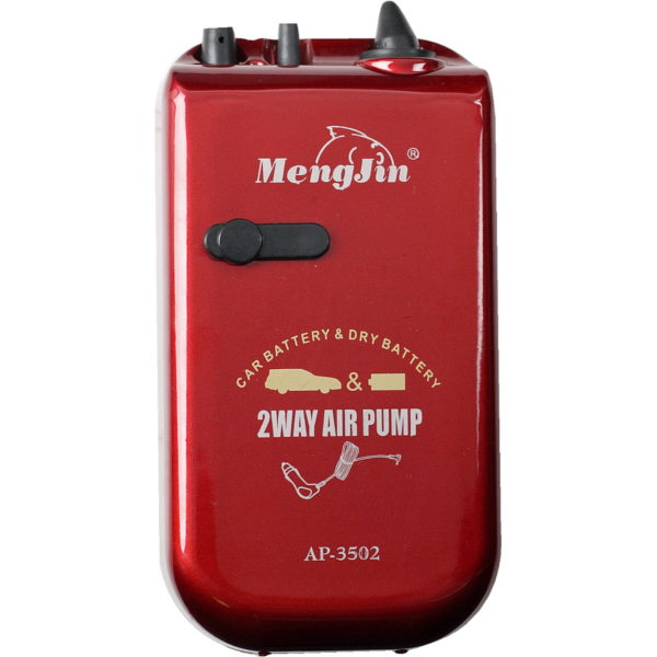 Saenger Air Pump with 2 settings including cable and tube