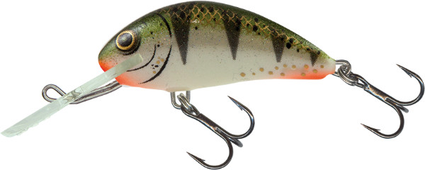 Salmo Hornet 5 cm, USA colors! (23 options) - Nordic Perch