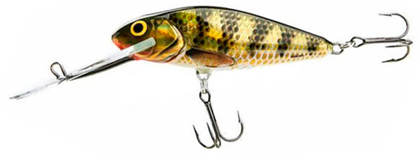 Salmo Perch SDR 14 cm (3 options) - Holographic Perch (HOP)