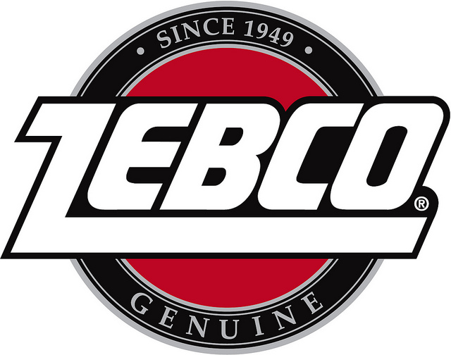 Zebco Red Treble Hook (4 options)