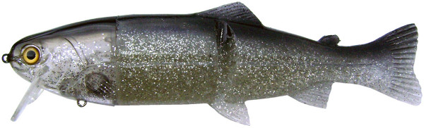 "Castaic Real Bait Hard Head 8"" (3 options) - Glitter"