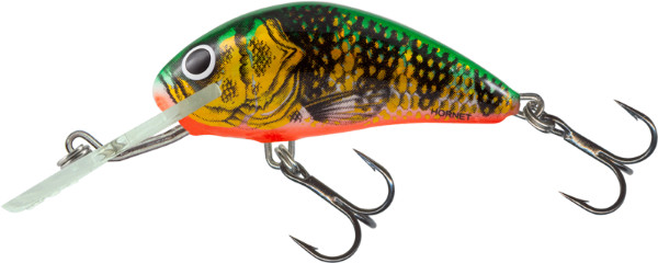 Salmo Hornet 4 cm, USA colors! (26 options) - Orange Perch