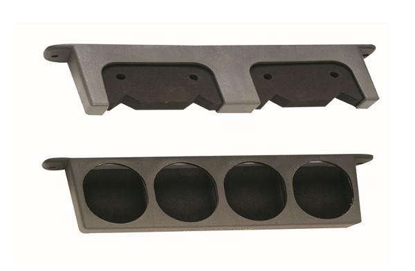 Zebco Wall Rod Rack (4 rod)