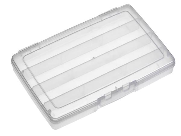 Panaro 191 Tackle Box 245x165x40mm (5 options) - 4 Compartments