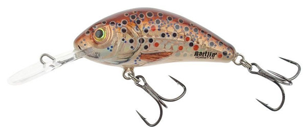 Salmo Rattlin Hornet 6.5 cm (3 options) - Brown Holographic Trout (BHT)