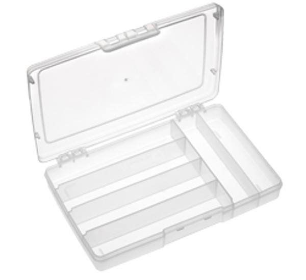 Panaro 191 Tackle Box 245x165x40mm (5 options) - 6 Compartments