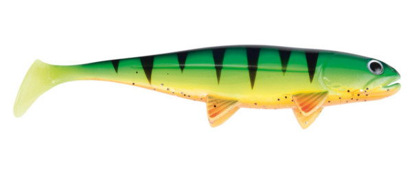 Jackson The Fish 10 cm, 4 pcs! (10 options) - Firetiger