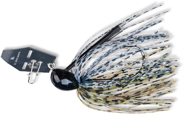 Daiwa Prorex Tg Bladed Jig 10.5 g (3 options) - Blue Gill