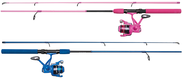 Kinetic Kids Fishing Spin Combo (2 options)