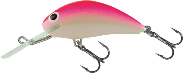 Salmo Hornet 4 cm, USA colors! (26 options) - Pink Shiner