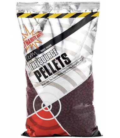 Dynamite Baits The Source Sinking Pellets (2 available options)