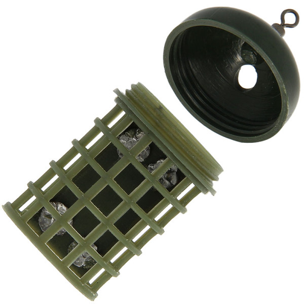 NGT 'Screw Cap' Feeder Set, easily change feeders with a practical screw cap