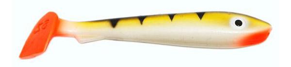 Svartzonker McRubber Bass 8 cm, 10 pcs (8 options) - Proper Perch