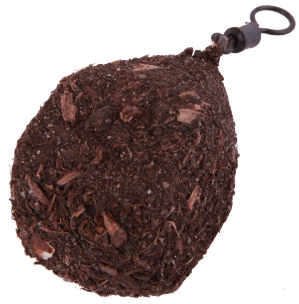 Image of 10 x Ultimate Camo Lead Dumpy Swivel in 60 up to 100 g (available in 4 colours)