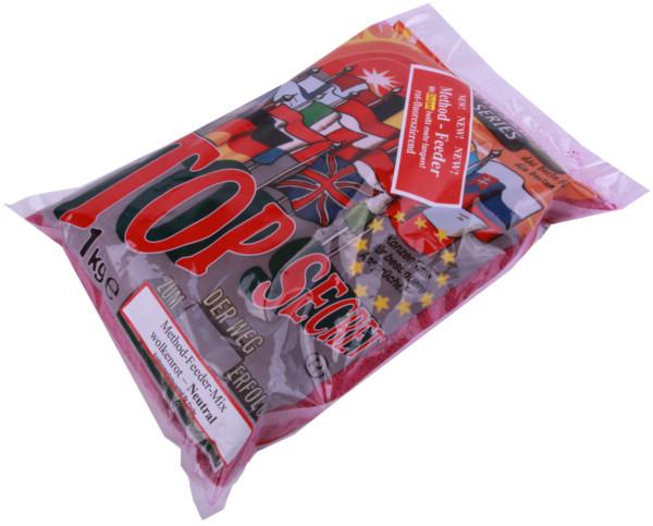 Top Secret Method Feeder Mix Fluo 1 kg (2 options)