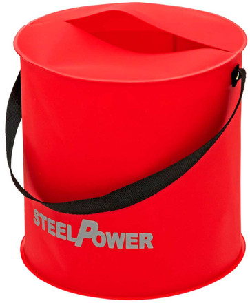 Dam Steelpower Foldable Fish/Bait Bucket