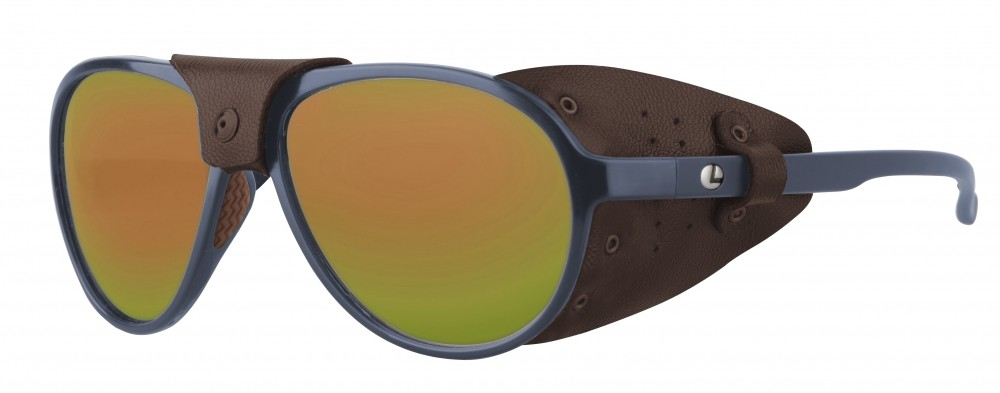 Lenz Optics Spotter Polarised Sunglasses (4 options) - Copper Mirror