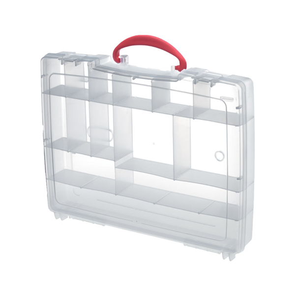 Panaro Attachable Polypropylene Tackle Box (2 options)