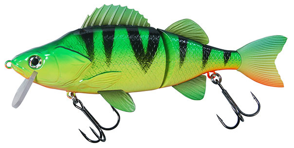 Effzett Slide'N Roll Perch (5 options) - Firetiger