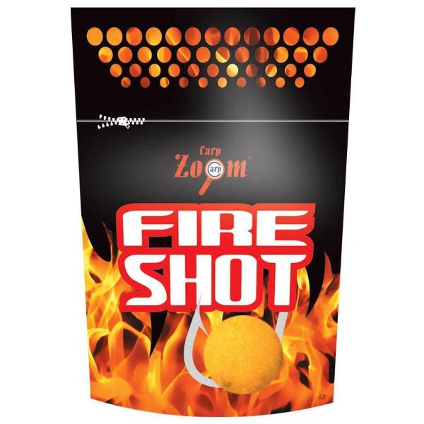 Carp Zoom Fire Shot Boilies (12 options)