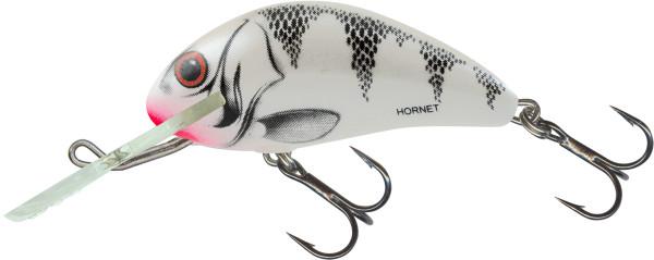 Salmo Hornet 5 cm, USA colors! (23 options) - White Perch