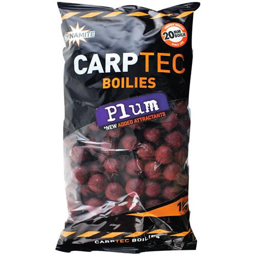 1 kg Dynamite Baits CarpTec Boilies (7 available flavours) - Plum