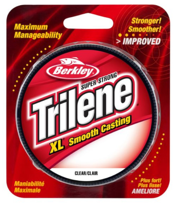 Berkley Trilene XL Smooth Casting 270 m (8 options)