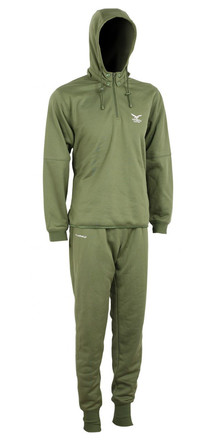 Mikado Thermo Hoody Set Green (available in L - XXXL)
