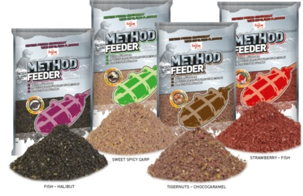 Carp Zoom Method Feeder Groundbait 1.0 kg (4 options)