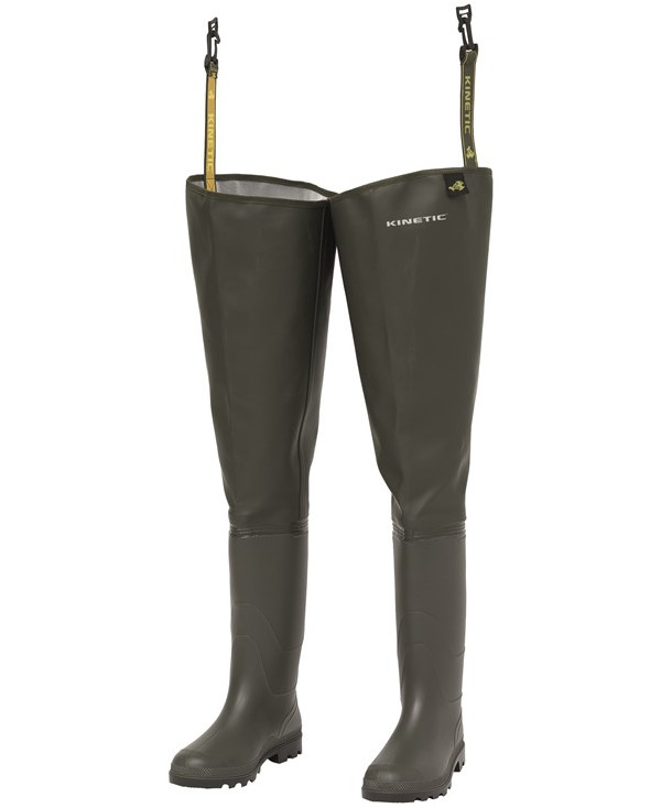 Kinetic Classic Hip Waders Bootfoot (5 options)