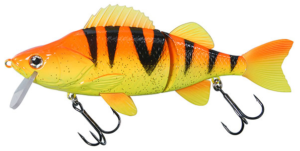 Effzett Slide'N Roll Perch (5 options) - Orange Perch
