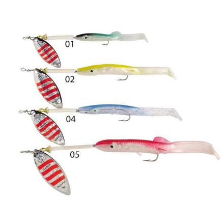 Grauvell Spinner Titan Eel (11 options)
