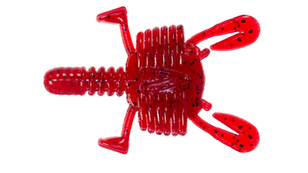 Reins Small Crab, 12 pcs (3 available colours) - #312 - Fish Bled