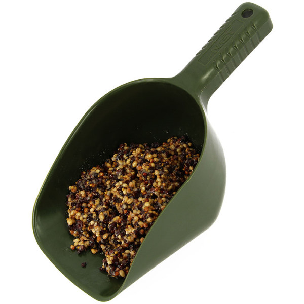 NGT Baiting Spoon Green (2 options) - Baitingspoon Large