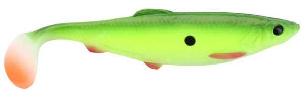 Savage Gear LB Herring Shad (8 options) - Fluo Yellow Green